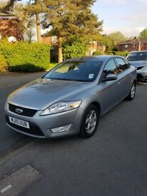 2010 Ford Mondeo 2.0TD manual hatchback diesel silver Full MOT FSH 40900 miles New DPF fitted in May