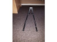 Black Guitar Stand