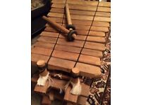 Xylophone - Unique African