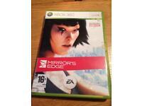 Mirrors edge. Xbox 360