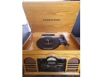 Record/cd/tape/am-fm/mp3