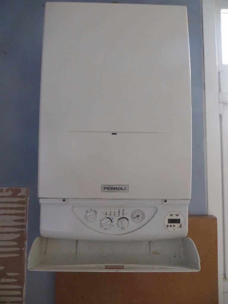 Ferroli Combi Boiler Working But Selling As Parts In