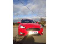 2015 Ford Focus Zetec 1.6 tdci ( not audi, bmw, vw, seat, golf, mercedes, leon)
