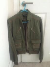 Assorted coats and jackets