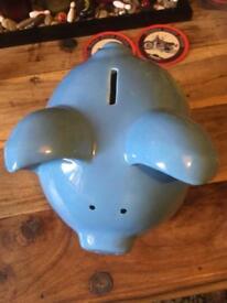 Very large pig piggy bank