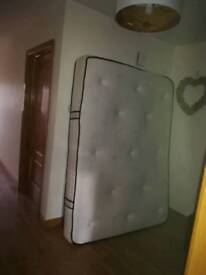 Double mattress)£30