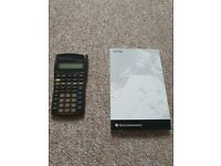 Texas Instruments BAII Plus Financial Calculator