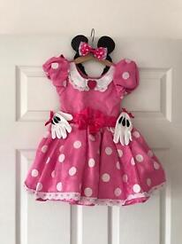 Disney Minnie dress up 18-24months