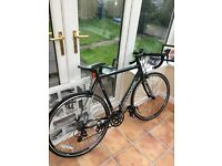 Cannondale CAAD8 Sora 7. Purchased just last week from Evans Cycles for £550