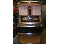 Ami 1956 H120 jukebox fully working, loaded with records and ready to go