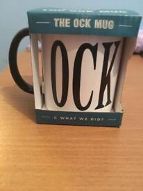 Novelty the Ock Mug