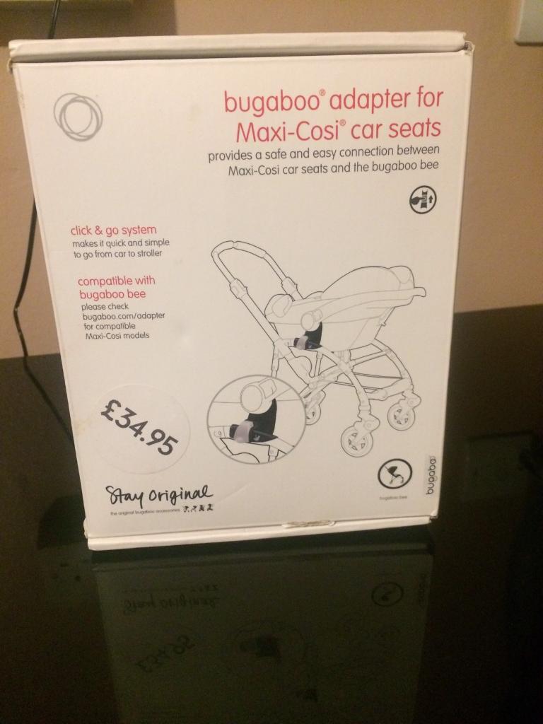 Car Seat Adapters/ maxi cosi