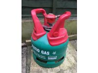 Calor Gas Bottle - BBQ, Patio Heater, Caravan, Camping