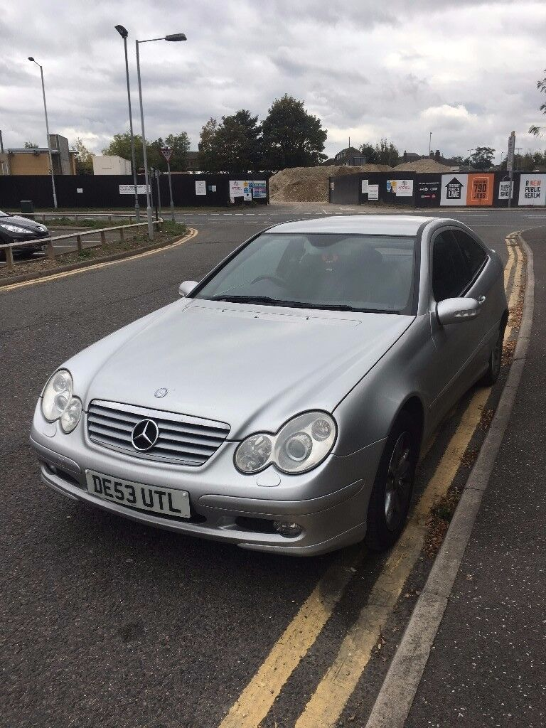Mercedes C180 Kompressor (New Service, Immaculate, no adv on MOT)