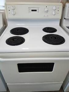 frigidaire coil top stove FREE DELIVERY AND INSTALLATION