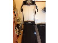Confidence fitness folding Tredmill