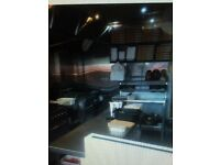 TAKEAWAY SHOP FOR SALE/LET with hot food licence take away