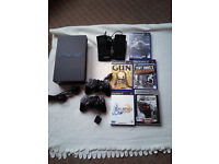 Playstation 2 console & accessories