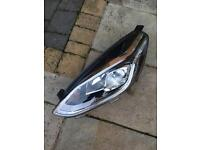 Ford Fiesta 2018 Genuine Left Side Headlight With Led Daylight In good condition