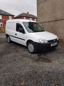 Look no further most cleanest most looked after combo van you will find