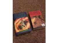 Harry Potter Books first edition