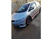 Honda civic fn2 type s