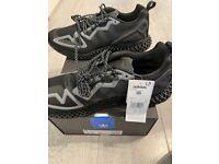 Adidas ZX 2K 4D men's sneakers trainers. Brand new. Black. 10.5 Half price!