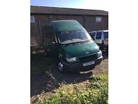 17 seater hightop jumbo minibus one owner drives like new low milege with council owned superb bus