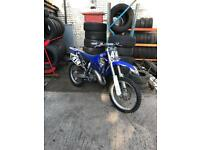 Yamaha Yz 125 swap fiesta cash my way or 1500