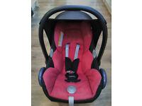 MaxiCosi size 0+ Car Seat, up to 13kg