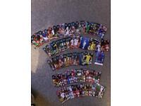 European Football League 2016 trading cards