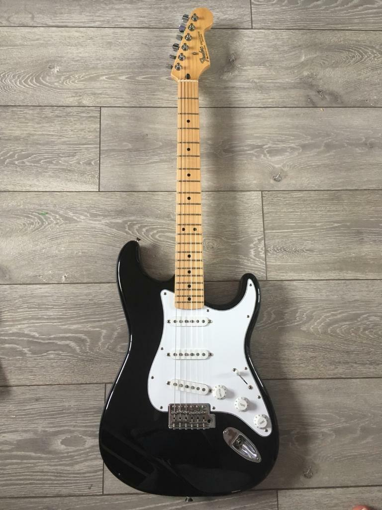 Enjoyable Fender Stratocaster Upgraded Texas Special Pickups And Wiring In Wiring Digital Resources Indicompassionincorg