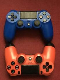 PS4 with 2 pads