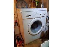 Bosch Washing Machine for sale  Plymouth, Devon