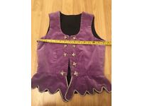 Highland dancing aboyne outfit