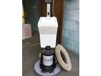 Numatic floor polisher/cleaner/scrubber BMD1000S