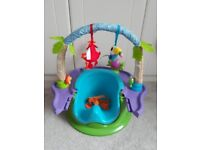 Summer infant 3 in1 delux superseat