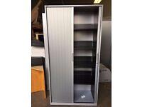 office furniture 2 meter tall triumph tambour cupboards