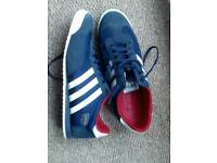 Adidas Dragons trainers size 11