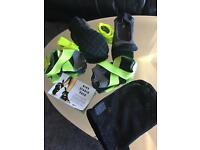 Nike Studio Pack yoga and outdoor footwear