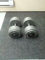 dumbell 100lbs