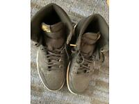 Air jordans Size 8 No Time Wasters