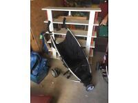 Push chair black