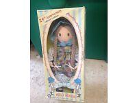 Holly hobbie 25th anniversary doll