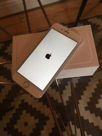 iPhone 6 in perfect condition silver and white 16gb