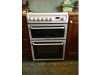 HOTPOINT CREDA FREESTANDING ELECTRIC OVEN