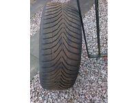 Set of Vredestein Winter Tyres