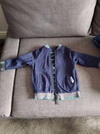 Ted baker Boys reversible jacket Age 2-3