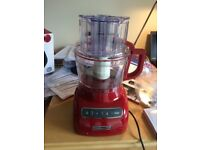 Kitchen Aid 2.1L Food Processor - Model 5KFP0925 - Used