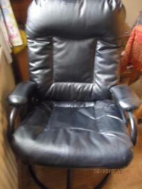 Rocker swivel recliner chair